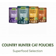 Country Hunter cat pouch